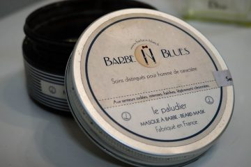 masque barbe barbe'n'blues
