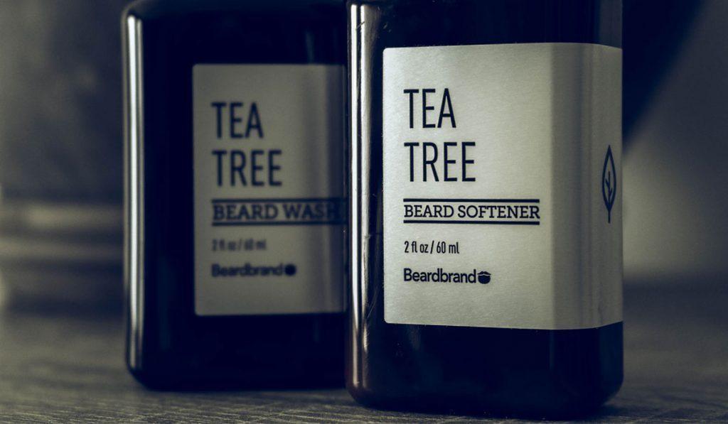 beardbrand tea tree