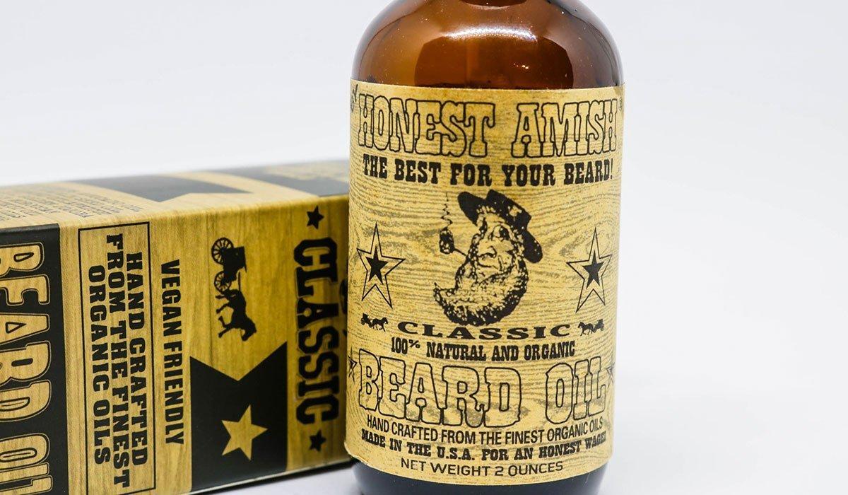 huile barbe honest amish