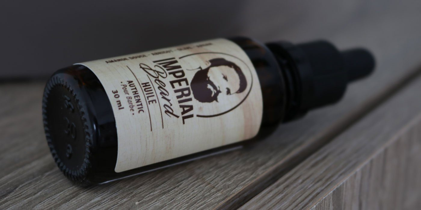 huile de barbe imperial beard
