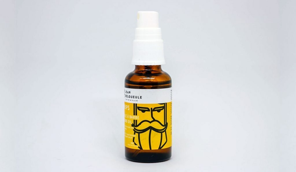 huile de barbe jean belgueule