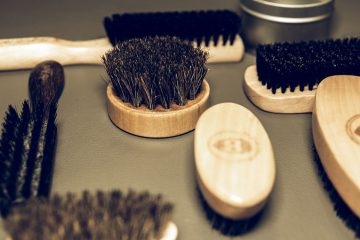 brosses a barbe