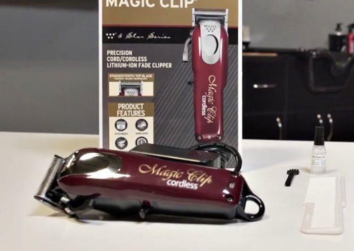 Wahl 8148 Cordless Magic Clip