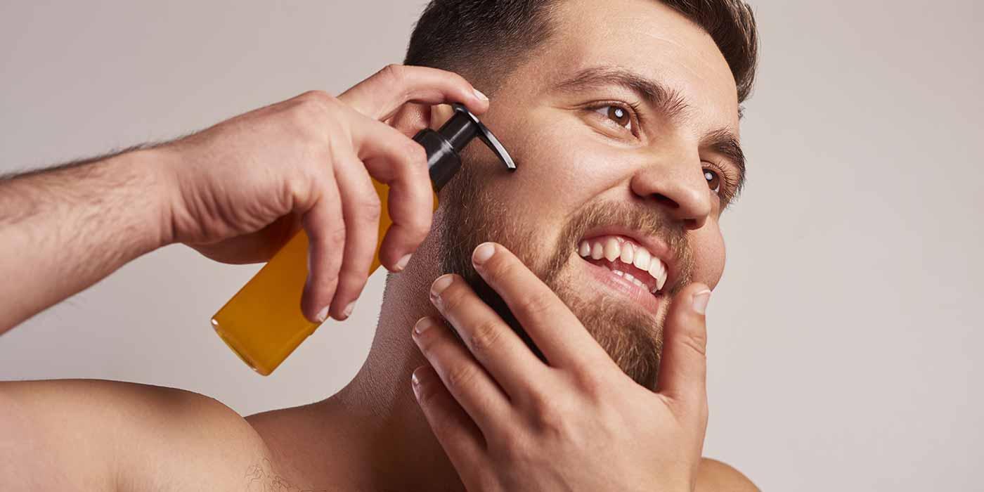 Produits pour hydrater sa barbe