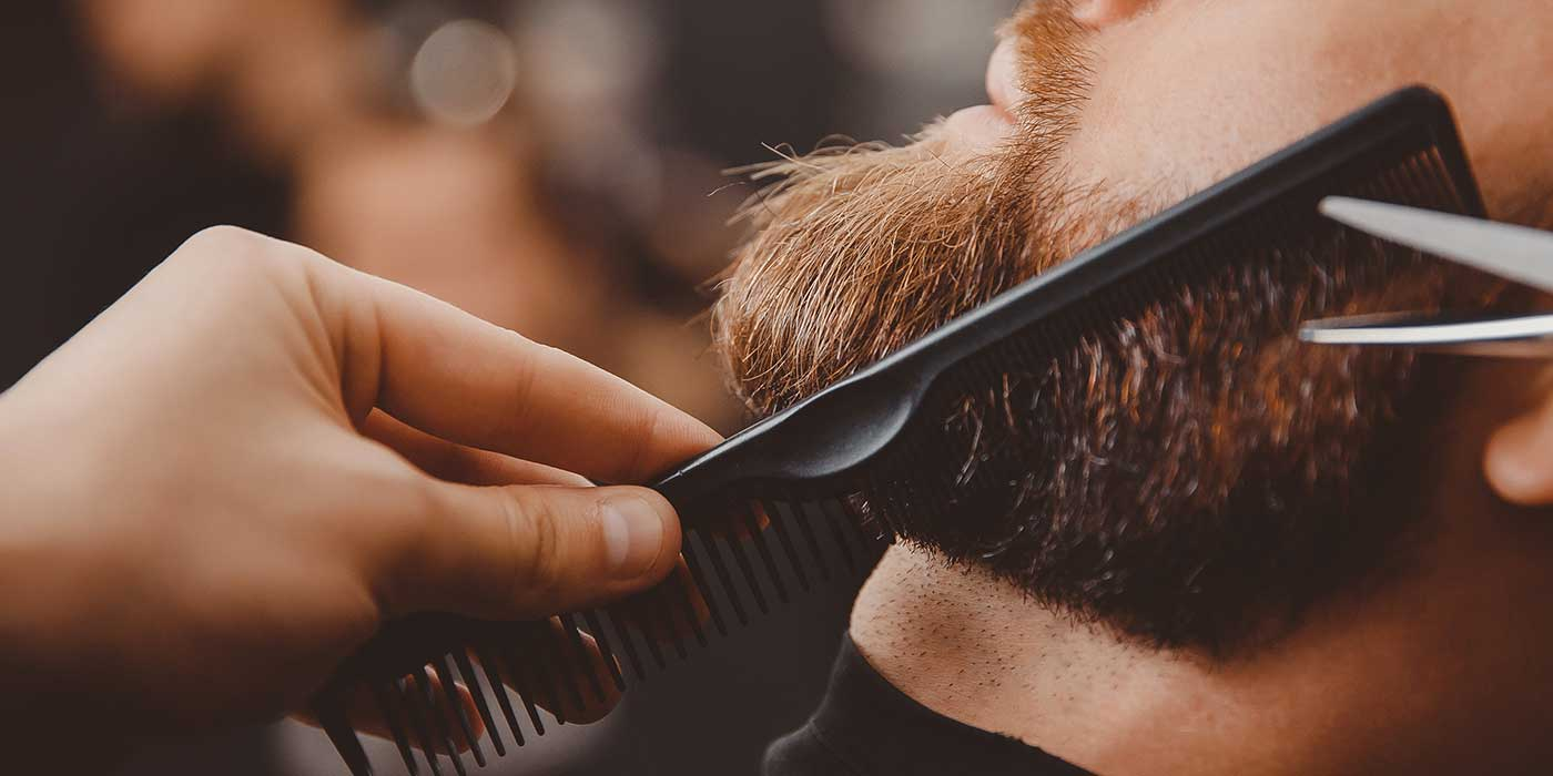 style de barbes tendance