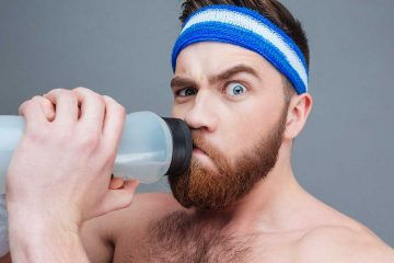 comment bien hydrater sa barbe