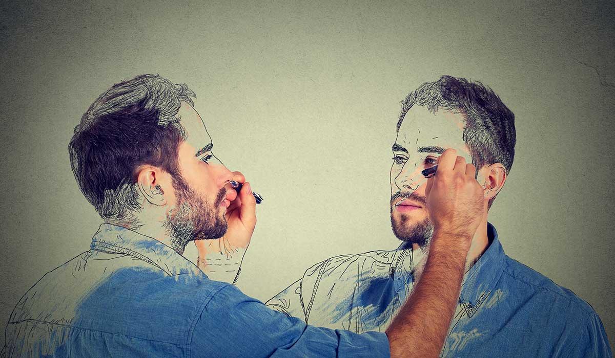 crayon a barbe